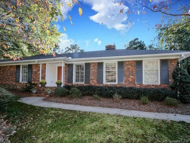 1419 Redcoat Drive, Charlotte, NC 28211 (#3676627) :: High Performance Real Estate Advisors