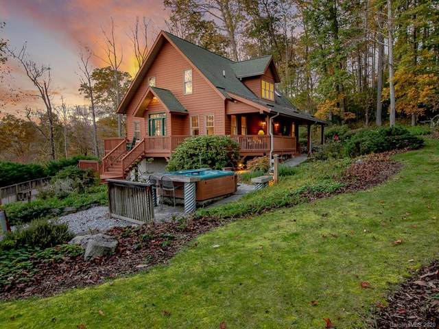 168 Sequoyah Hills Drive #15, Fletcher, NC 28732 (#3676700) :: LePage Johnson Realty Group, LLC