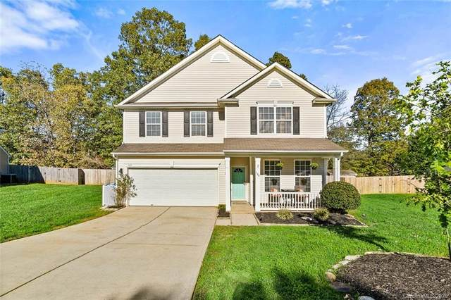 169 Jacobs Woods Circle #111, Troutman, NC 28166 (#3676707) :: The Premier Team at RE/MAX Executive Realty