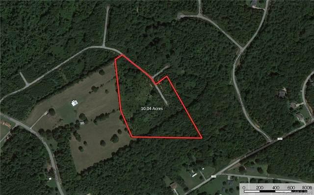 Lot # 4 Live Oak Lane #4, Sherrills Ford, NC 28673 (#3676894) :: Besecker Homes Team