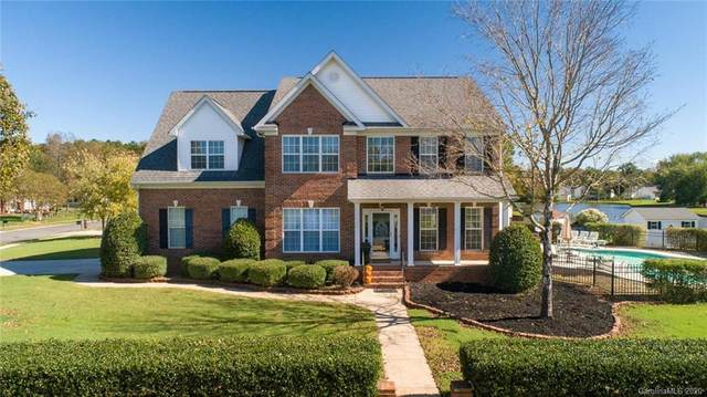 7701 Conifer Circle, Indian Trail, NC 28079 (#3676934) :: Miller Realty Group