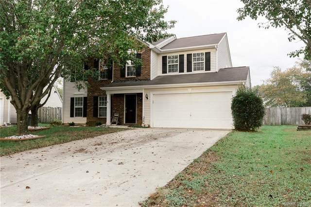 193 Austin Run Court, Kannapolis, NC 28083 (MLS #3677156) :: RE/MAX Journey