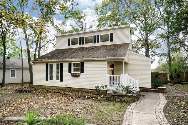 11112 Five Cedars Road, Charlotte, NC 28226 (#3677206) :: LePage Johnson Realty Group, LLC