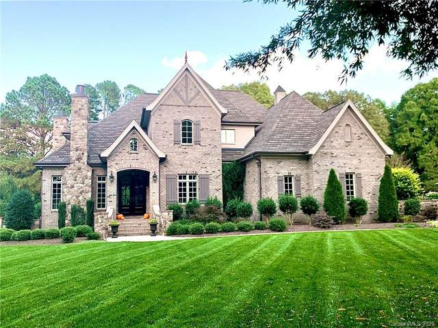 605 Beauhaven Lane, Waxhaw, NC 28173 (#3677285) :: Stephen Cooley Real Estate Group
