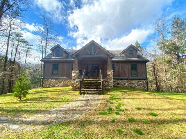 174 Moonshiners Trail, Marshall, NC 28753 (#3677335) :: NC Mountain Brokers, LLC