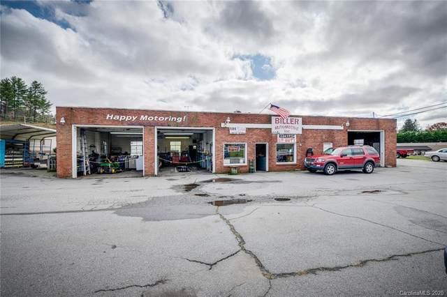 20 Old Clyde Road 45-50, Lake Junaluska, NC 28785 (#3677764) :: BluAxis Realty