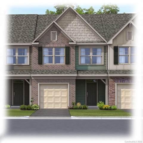 6814 Harris Bay Road Lot 105, Charlotte, NC 28269 (#3677881) :: Ann Rudd Group