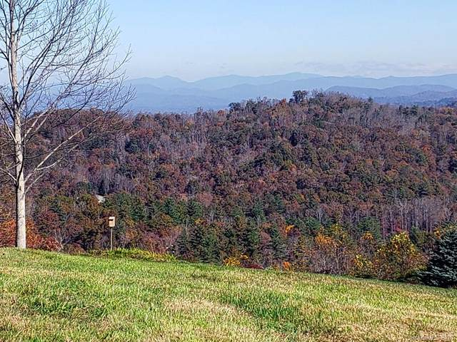 Lot 2 Cummings Ridge Trail, Hendersonville, NC 28792 (#3677901) :: The Ordan Reider Group at Allen Tate
