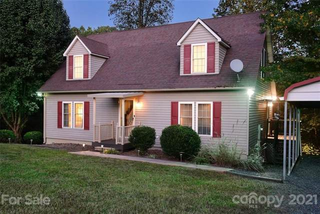 508 Fairway Shores Road, Mount Gilead, NC 27306 (#3677979) :: SearchCharlotte.com