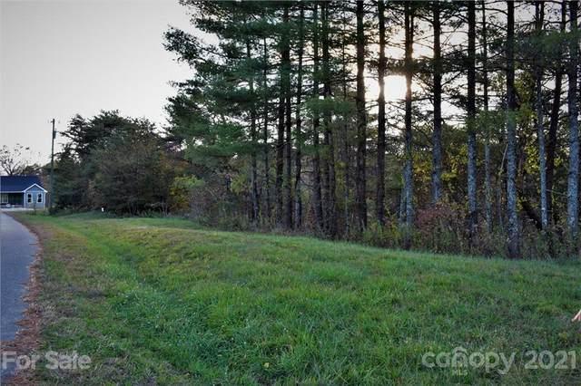 Lot 15/16 South Pine Drive 15/16, Weaverville, NC 28787 (#3678283) :: High Vistas Realty
