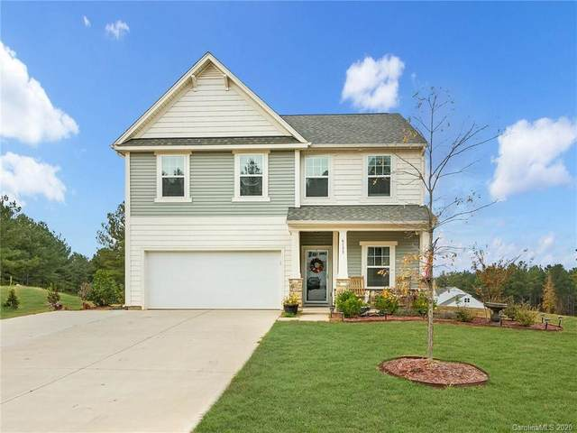 6133 Hawk View Road, Waxhaw, NC 28173 (#3678293) :: MartinGroup Properties