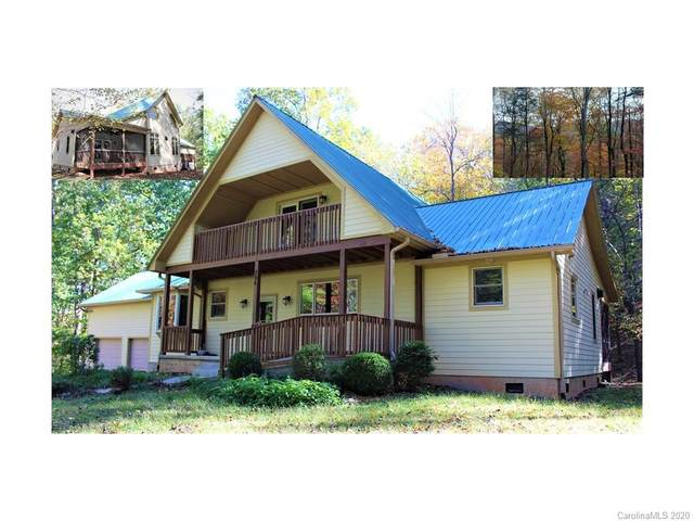 296 Luther Burbank Drive, Lake Lure, NC 28746 (#3678606) :: BluAxis Realty