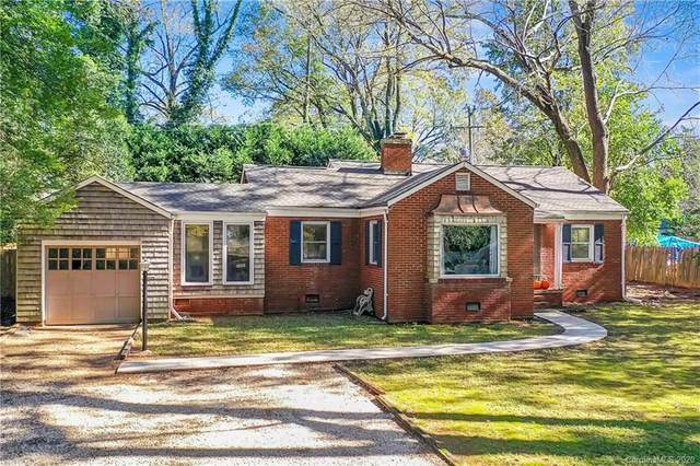 1514 Medford Drive, Charlotte, NC 28205 (MLS #3678725) :: RE/MAX Journey