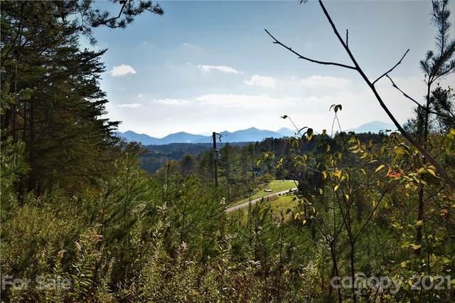 Lot 3/4 Big Rocky Top Drive 3/4, Weaverville, NC 28787 (#3678773) :: High Vistas Realty