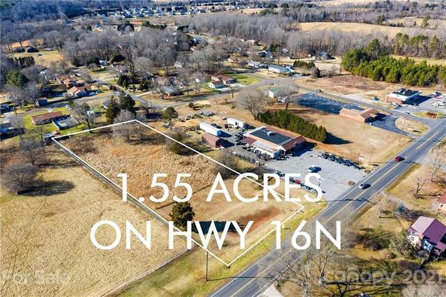 4805 Nc Hwy 16 N, Conover, NC 28613 (#3679296) :: Caulder Realty and Land Co.