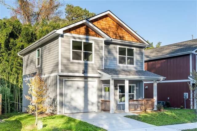 27 Crayton Park Drive #12, Asheville, NC 28803 (#3679638) :: Carlyle Properties