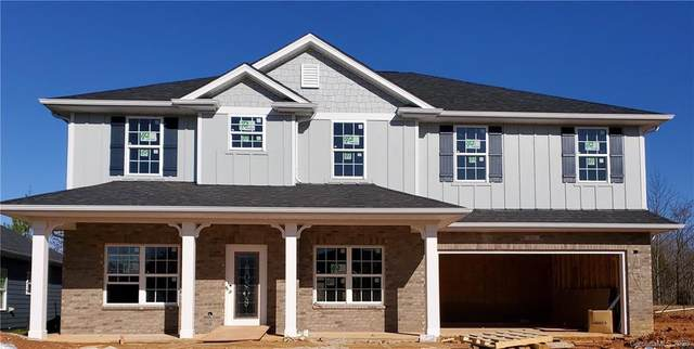 111 Bunker Hill Lane #65, Statesville, NC 28677 (#3679905) :: Burton Real Estate Group