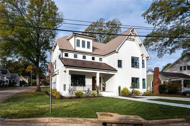 2336 Springdale Avenue, Charlotte, NC 28203 (#3680047) :: Rhonda Wood Realty Group