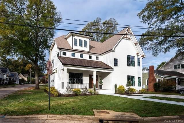 2336 Springdale Avenue, Charlotte, NC 28203 (#3680047) :: Stephen Cooley Real Estate Group