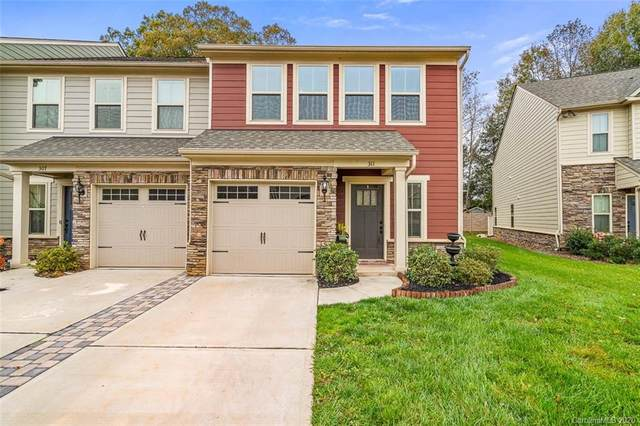 311 Park Meadows Drive #311, Stallings, NC 28104 (#3680474) :: IDEAL Realty