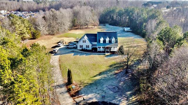 120 Ritchie Drive, Shelby, NC 28152 (#3680562) :: LePage Johnson Realty Group, LLC