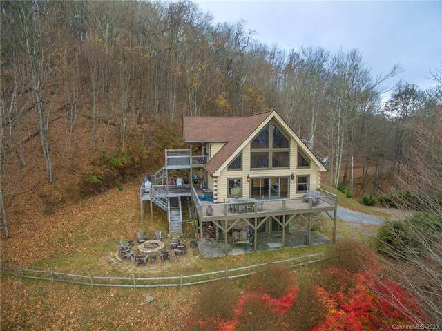 1918 Teaberry Ridge Road, Waynesville, NC 28785 (#3680567) :: Ann Rudd Group