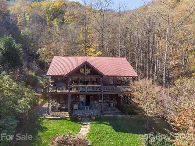 431 Wild Turkey Drive, Whittier, NC 28789 (#3680569) :: Scarlett Property Group