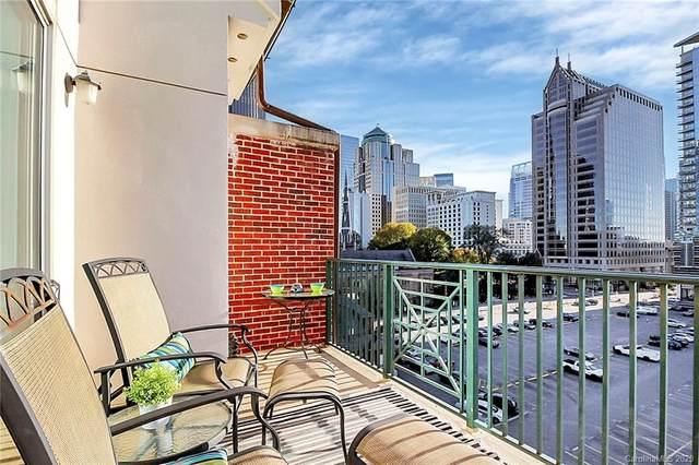 300 W 5th Street #723, Charlotte, NC 28202 (#3680691) :: High Performance Real Estate Advisors