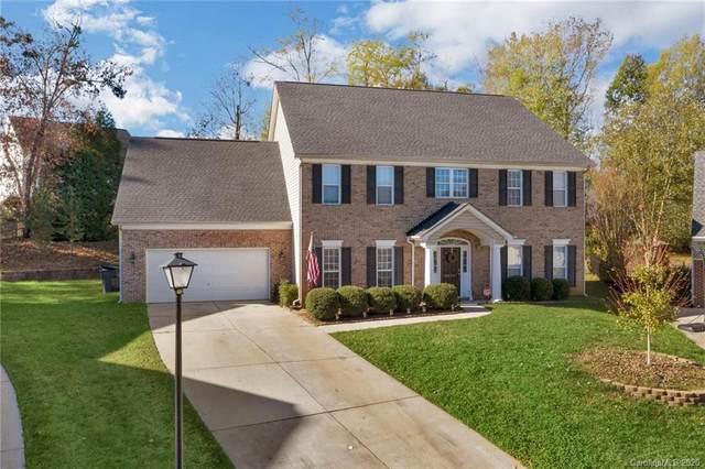 2501 Sandy Ridge Lane, Matthews, NC 28105 (#3680874) :: MartinGroup Properties