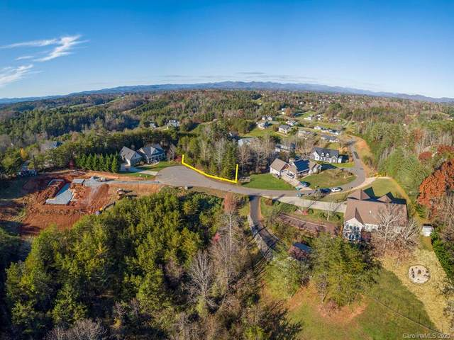 79 Homestead Ridge Road #18, Weaverville, NC 28787 (#3681237) :: Stephen Cooley Real Estate Group