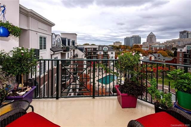 300 W 5th Street #728, Charlotte, NC 28202 (#3681383) :: Ann Rudd Group