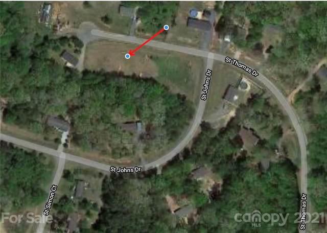 TBD St Thomas Drive, Stanfield, NC 28163 (#3681407) :: Willow Oak, REALTORS®