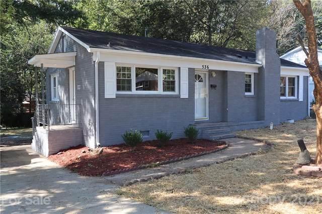 536 Woodlawn Road E, Charlotte, NC 28209 (#3681559) :: Cloninger Properties