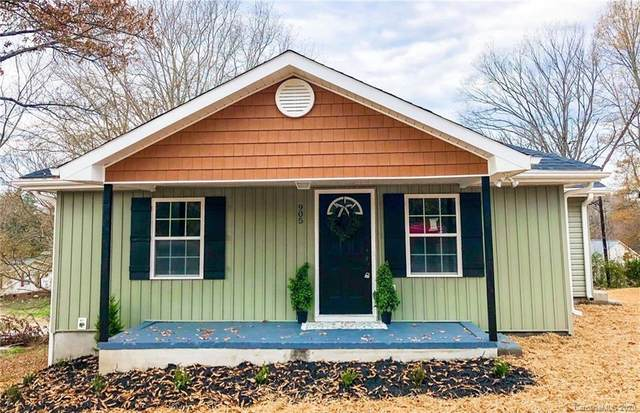 905 Haley Street, Kannapolis, NC 28081 (#3681743) :: LKN Elite Realty Group | eXp Realty
