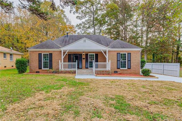 5406 Galway Drive, Charlotte, NC 28215 (#3681885) :: Carlyle Properties