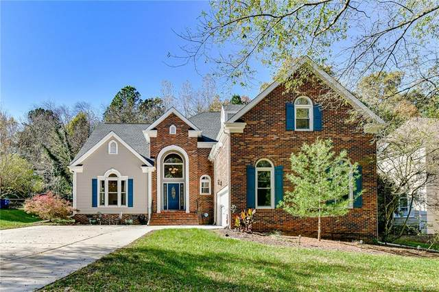 16436 Plantation Woods Drive, Charlotte, NC 28278 (#3682112) :: Keller Williams South Park