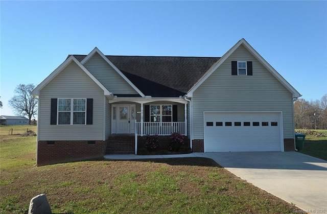 1010 Timber Spring Lane, Salisbury, NC 28147 (#3682269) :: LePage Johnson Realty Group, LLC