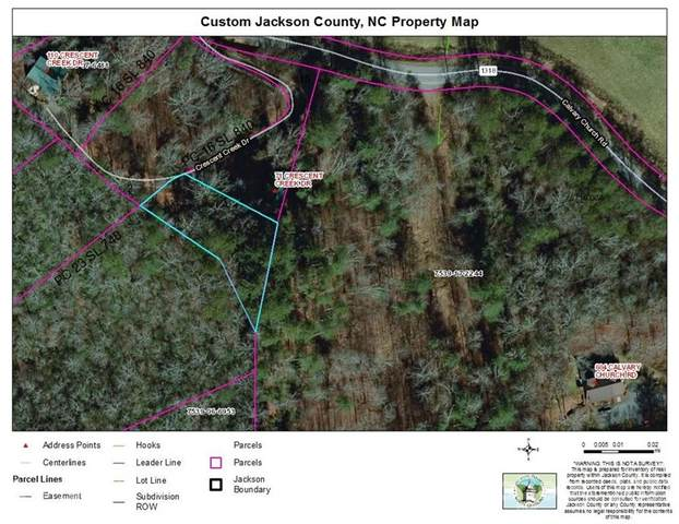 0000 Crescent Creek Drive #1, Sylva, NC 28779 (#3682282) :: High Performance Real Estate Advisors