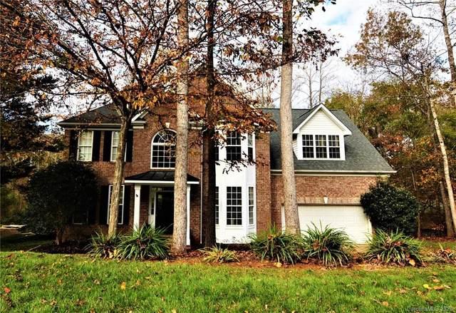 5349 Shannamara Drive, Matthews, NC 28104 (#3682283) :: BluAxis Realty