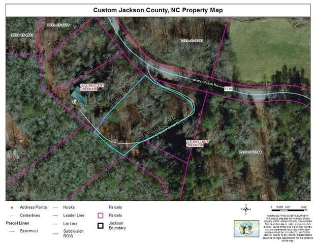 0000 Crescent Creek Drive #2, Sylva, NC 28779 (#3682293) :: High Performance Real Estate Advisors