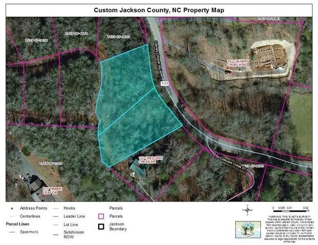0000 Crescent Creek Drive 4 & 5, Sylva, NC 28779 (#3682314) :: High Performance Real Estate Advisors