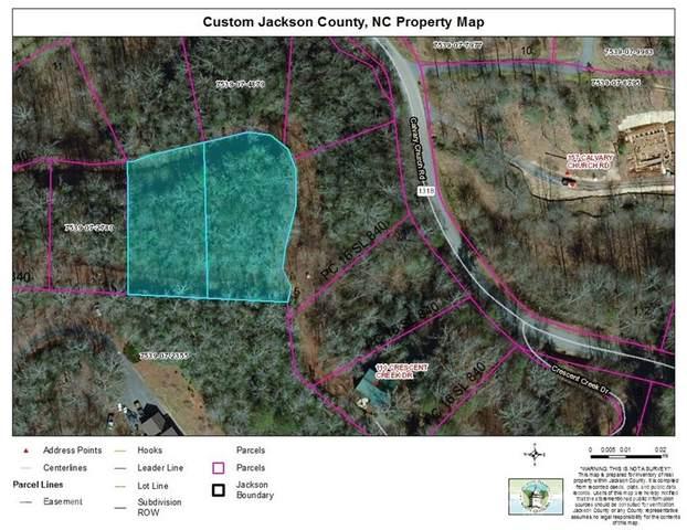 0000 Crescent Creek Drive 6 & 7, Sylva, NC 28779 (#3682347) :: High Performance Real Estate Advisors