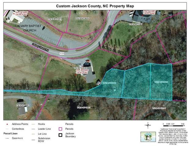 0000 Crescent Creek Drive 8, 9, 10, Sylva, NC 28779 (#3682370) :: High Performance Real Estate Advisors