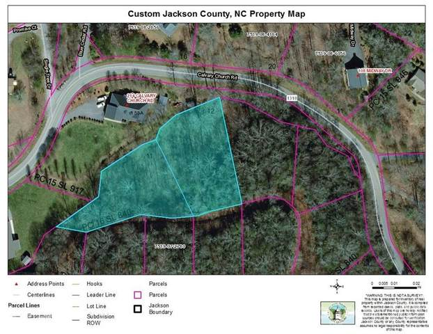 0000 Crescent Creek Drive 11 & 12, Sylva, NC 28779 (#3682375) :: High Performance Real Estate Advisors