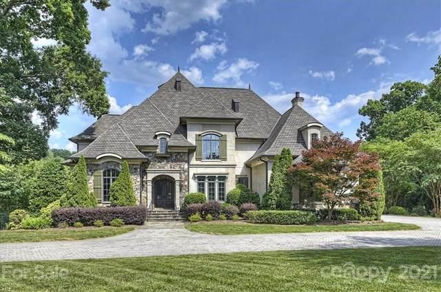 1425 Meadowood Lane, Charlotte, NC 28211 (#3682453) :: Carlyle Properties