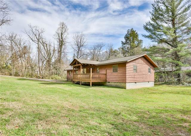 455 New Haw Creek Road, Asheville, NC 28805 (#3682483) :: High Performance Real Estate Advisors