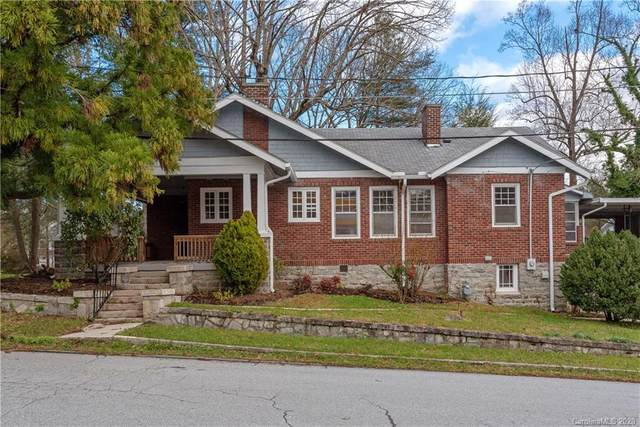 1418 Fifth Avenue W, Hendersonville, NC 28739 (#3682767) :: MOVE Asheville Realty