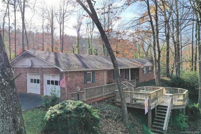 1267 University Heights Drive, Cullowhee, NC 28723 (MLS #3682827) :: RE/MAX Journey