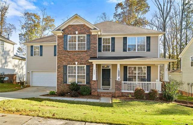6409 Colonial Garden Drive, Huntersville, NC 28078 (#3683025) :: Homes with Keeley | RE/MAX Executive
