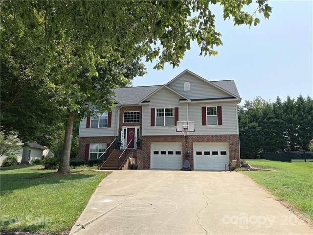 70 Wittenburg Springs Drive, Taylorsville, NC 28681 (#3683184) :: Carmen Miller Group